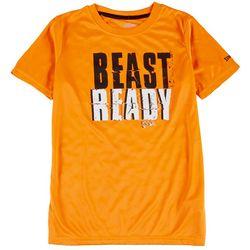 Spalding Big Boys Beast Ready Short Sleeve T-Shirt