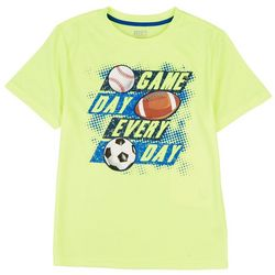 RB3 Active Little Boys Game Day Every Day T-Shirt