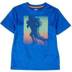 RB3 Active Little Boys Running Back T-Shirt