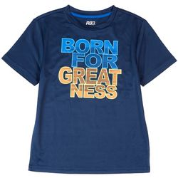 RB3 Active Little Boys Born For Greatness T-Shirt