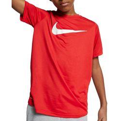Nike Big Boys Dri-FIT Swoosh T-shirt