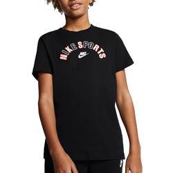 Big Boys Short Sleeve Nike Sports T-shirt