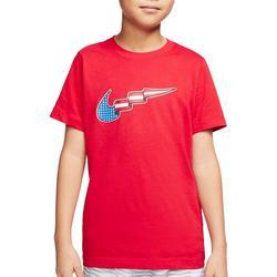 Big Boys Short Sleeve Americana T-shirt