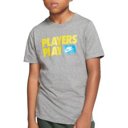 Nike Big Boys Players Play T-shirt