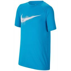 Nike Big Boys Short Sleeve Dominate T-shirt