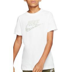 Nike Big Boys Short Sleeve Futura Camo T-shirt