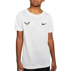 Nike Big Boys Dri-FIT Rafa Tennis T-Shirt