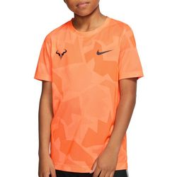 Nike Big Boys Dri-FIT Rafa Tennis T-Shirt