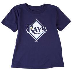 Little Boys Logo Rays T-Shirt