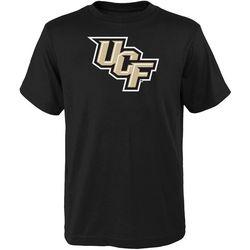 Big Boys Solid T-Shirt by UCF