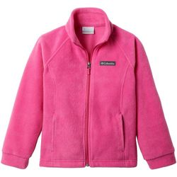 Columbia Little Girls Bento Fleece Jacket