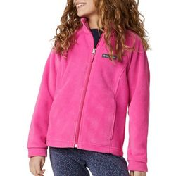 Columbia Big Girls Bento Fleece Jacket