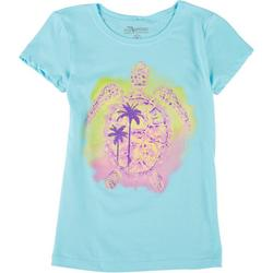 Big Girls Turtle T-Shirt