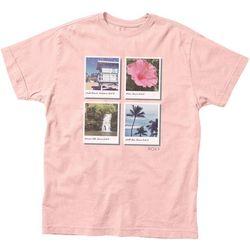 Roxy Little Girls Around The World T-Shirt