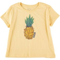 Roxy Big Girls Pineapple T-Shirt