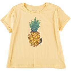 Big Girls Pineapple T-Shirt