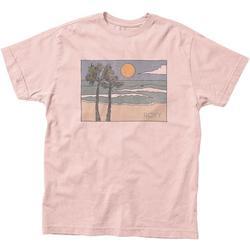 Little Girls Nice View T-Shirt