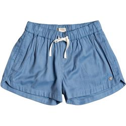 Roxy Little Girls Una Mattina Beach Shorts