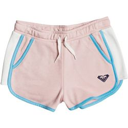 Roxy Little Girls Some Questions Sweat Shorts