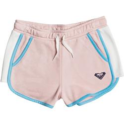 Little Girls Some Questions Sweat Shorts
