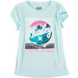 Big Girls Beach Photo T-Shirt