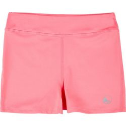 Reel Legends Big Girls Solid Shorts