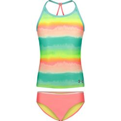 Under Armour Big Girls Ombre Tankini Swimsuit Set