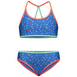 Under Armour Big Girls Dotted Bikini Swimsuit