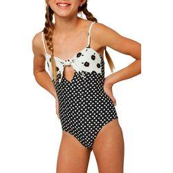 O'Neill Big Girls Ella Ditsy One-Piece Swimsuit