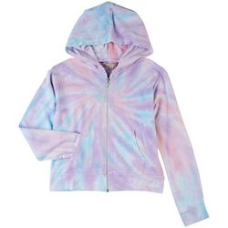 Vanilla Star Big Girls Tie Dye Hoodie
