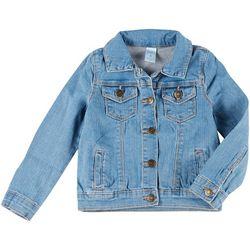 Carters Little Girls Denim Jacket