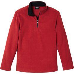 Big Girls Solid Quarter-Zip Fleece Jacket