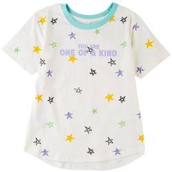 Reverse Threads Big Girls One Of A Kind T-Shirt
