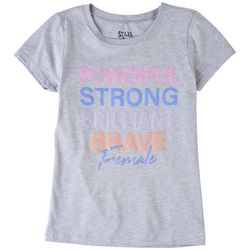 Stars & Sprinkles Big Girls Brave Female Top