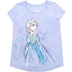 Disney Frozen II Little Girls In My Element T-Shirt