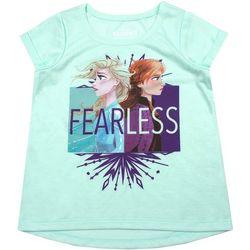 Disney Frozen II Little Girls Fearless T-Shirt