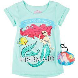Little Girls Find Your Inner Mermaid Tee