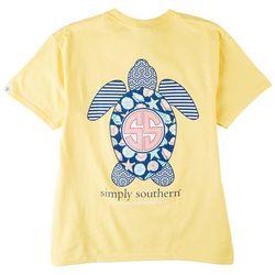 Simply Southern Big Girls Save Shell T-Shirt