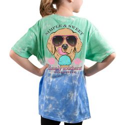 Big Girls Simple & Sweet T-Shirt
