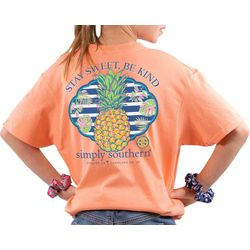 Simply Southern Big Girls Stay Sweet T-Shirt