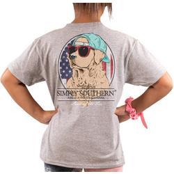Big Girls Land Of The Free T-Shirt