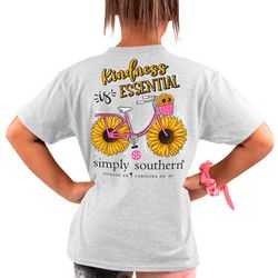 Simply Southern Big Girls Kindness Is Essential T-Shirt