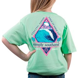 Simply Southern Big Girls Feeling Good T-Shirt