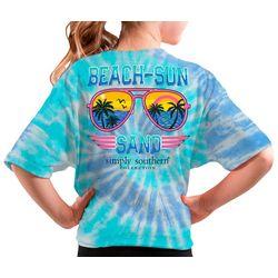 Simply Southern Big Girls Aviator T-Shirt