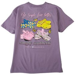Simply Southern Big Girls Be Simple Live Better T-Shirt