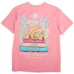 Big Girls Keep Life Simple T-Shirt