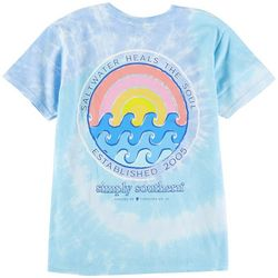 Simply Southern Big Girls Saltwater Heals The Soul T-Shirt