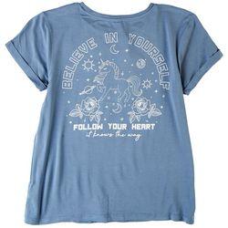 Runway Girl Big Girls Follow Your Heart T-Shirt