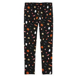 Carters Little Girls Halloween Pull-On Leggings
