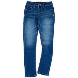 YMI Big Girls Basic Skinny Denim Jeans